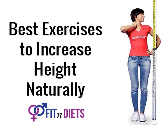 Height exercises cover