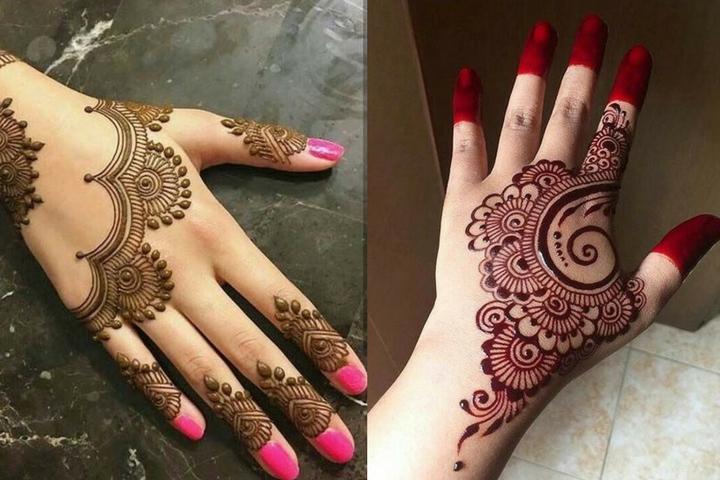 Back-hand-Mehandi